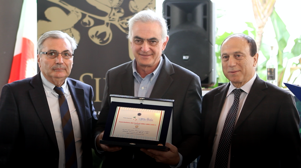 premio-associazione-area-grecanica- Santo Monorchio-Pietro Putame